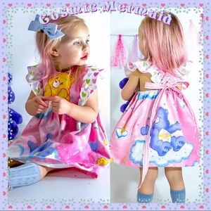 Other - 🆕 💜🌸Care Bears Pink Dream Cutie Tutu Dress🌸💜